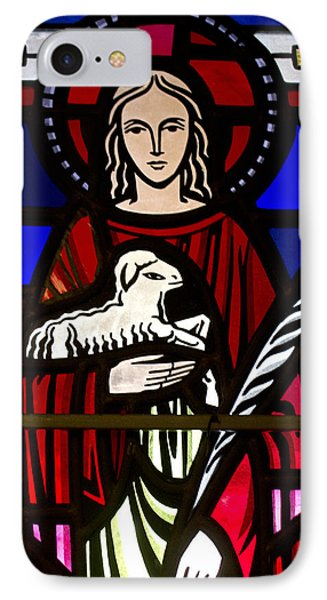 Lamb Of God  Phone Case by Dee  Savage