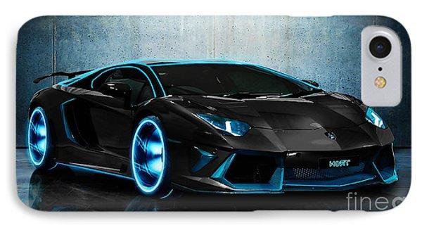 Lamborghini IPhone 7 Case