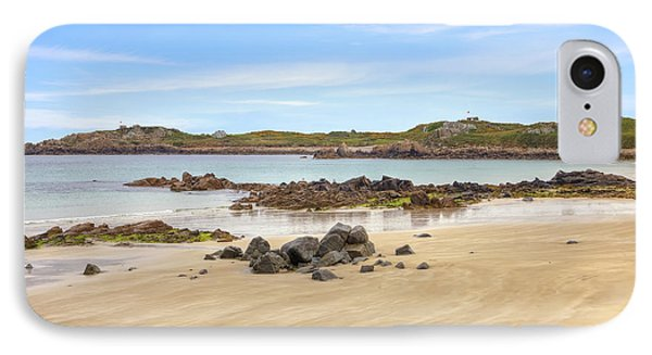 L'ancresse Bay - Guernsey IPhone Case