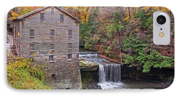 Lantermans Mill Phone Case by Marcia Colelli