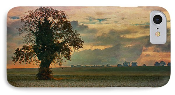 L'arbre IPhone Case by Jean-Pierre Ducondi