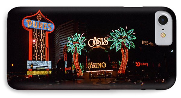 Las Vegas 1983 IPhone Case