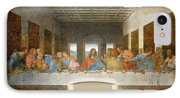 Last Supper IPhone Case by Leonardo Da Vinci