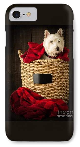 Laundry Day IPhone Case by Edward Fielding