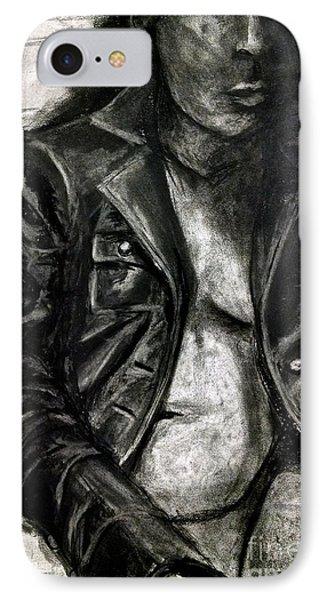 Leather Jacket IPhone Case