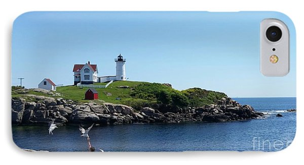 IPhone Case featuring the photograph Light House by Rose Wang