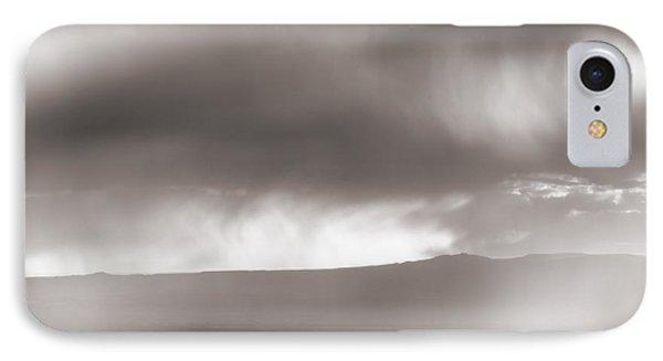 Light In Rain IPhone Case by Leland D Howard