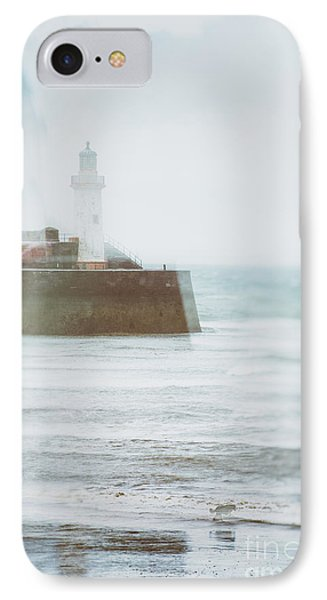 Lighthouse Phone Case by Amanda Elwell