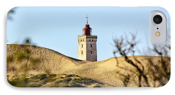 Lighthouse IPhone Case by Mike Santis
