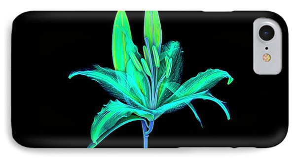 Lily Flower IPhone Case