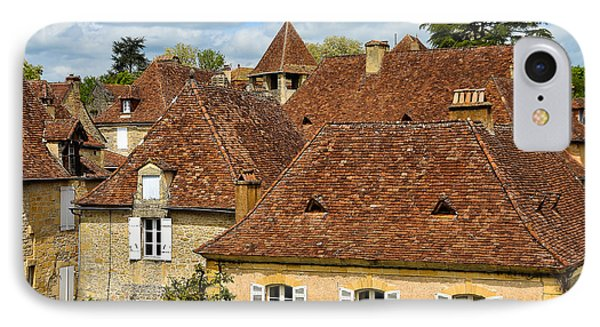 IPhone Case featuring the photograph Limeuil En Perigord by Dany Lison