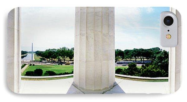 Lincoln Memorial Washington Dc Usa IPhone Case