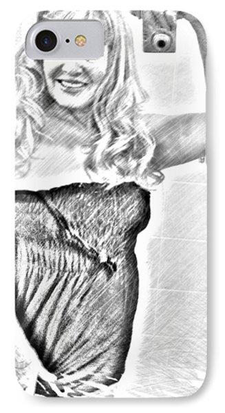 Linda IPhone Case by HollyWood Creation By linda zanini