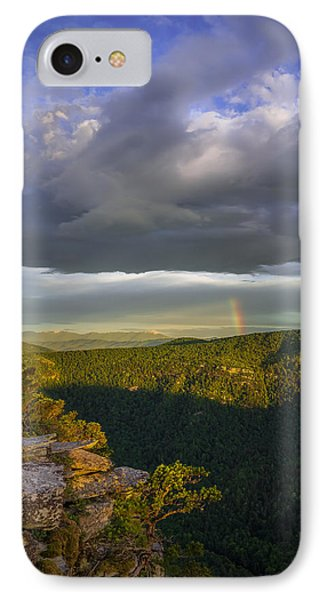 Linville Gorge Sunrise IPhone Case