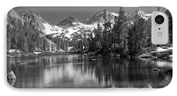 Little Lakes Valley IPhone Case by Lynn Bauer