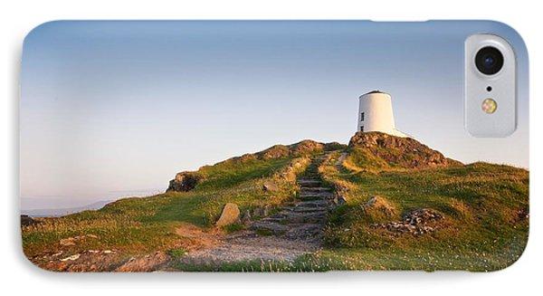 Llanddwyn Island IPhone Case by Stephen Taylor