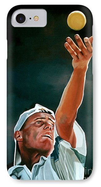 Lleyton Hewitt IPhone Case