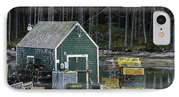 Lobster  Shack IPhone Case by John Greim