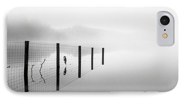 Loch Ard Early Mist Phone Case by John Farnan