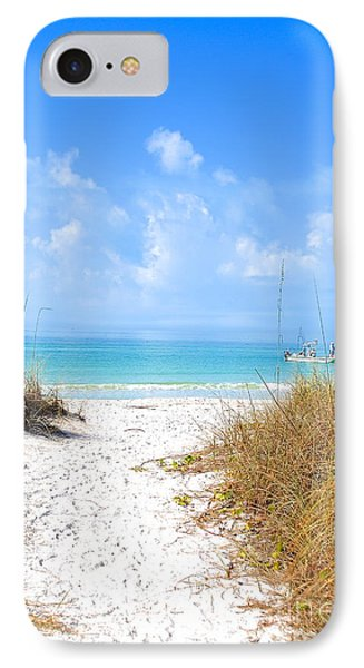 Anna Maria Island Escape IPhone Case by Margie Amberge