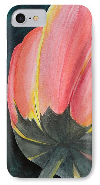 IPhone Case featuring the painting Looking Up by Betty-Anne McDonald
