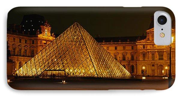 Louvre Paris France IPhone Case