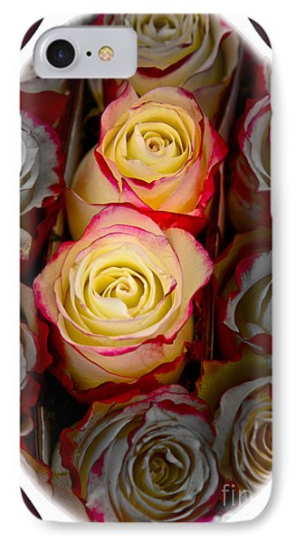 Love Is A Rose IPhone Case by Al Bourassa