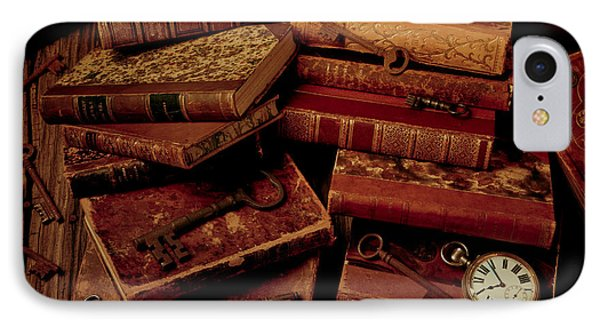 Love Old Books IPhone Case by Garry Gay