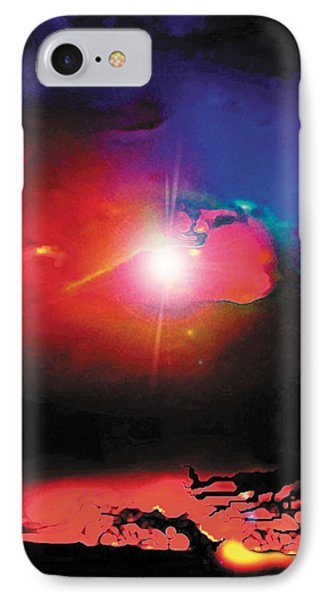 Luminous Vibrate IPhone Case by The Art of Marsha Charlebois