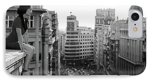 Mad Madrid IPhone Case