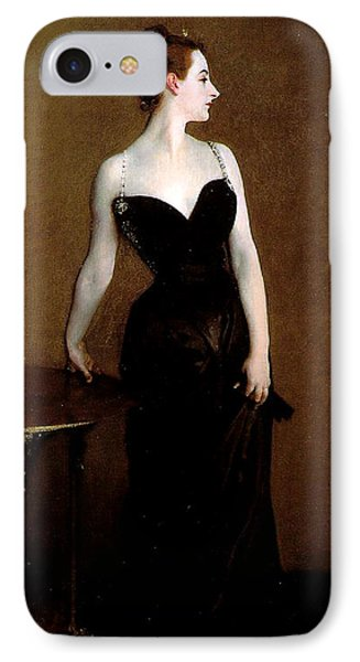 Madame X IPhone Case by John Singer Sargent