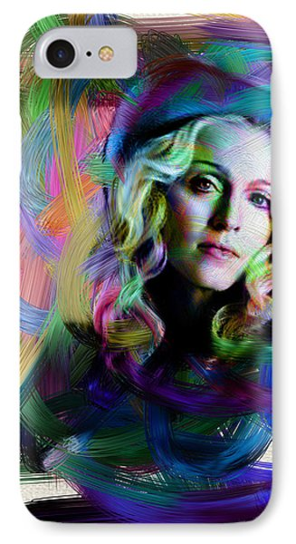 Madonna Phone Case by Unknown