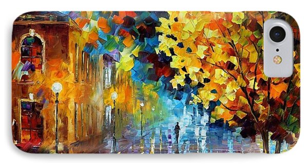Magic Rain Phone Case by Leonid Afremov