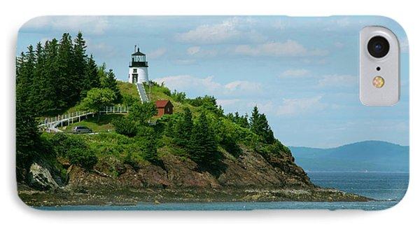 Maine, Rockland, Penobscot Bay IPhone Case