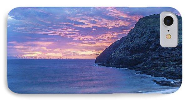 Makapuu Sunrise 2 IPhone Case