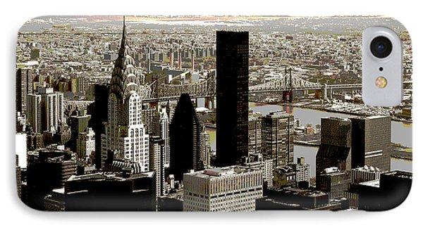 Manhattan Phone Case by RicardMN Photography