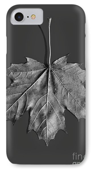 Maple Leaf Phone Case by Steven Ralser