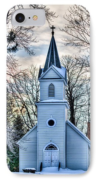 Maria Chapel IPhone Case by Paul Freidlund
