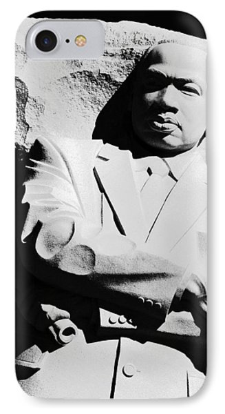 IPhone Case featuring the photograph Martin Luther King Memorial by Cora Wandel