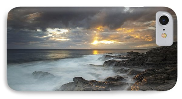 Maui Seascape IPhone Case by James Roemmling