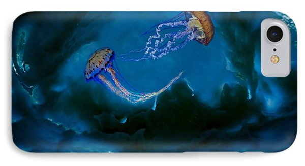Medusa's Cavern IPhone Case