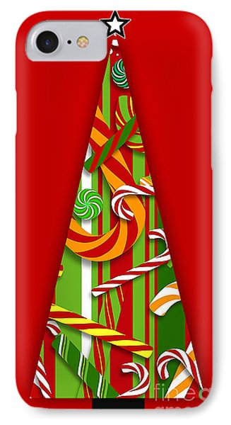 Merry Christmas IPhone Case by Marvin Blaine
