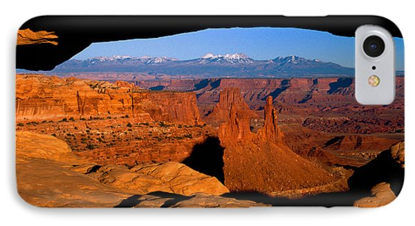 Mesa Arch IPhone Case by Eric Foltz