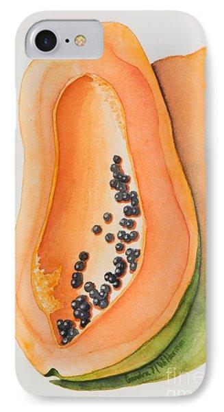 Mexican Papaya IPhone Case