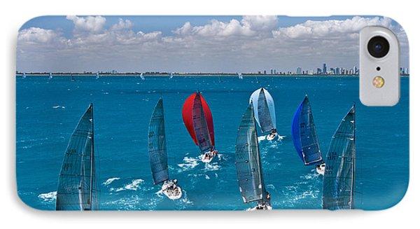 Miami Horizon IPhone Case