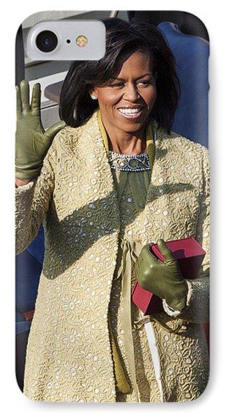 Michelle Obama Phone Case by JP Tripp