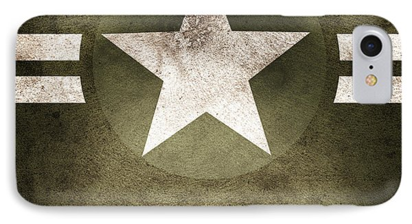 Military Army Star Background IPhone Case