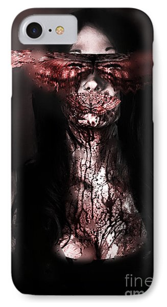 Mindless Escape From Eternity IPhone Case by Jorgo Photography - Wall Art Gallery