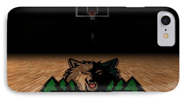 Minnesota Timberwolves IPhone Case