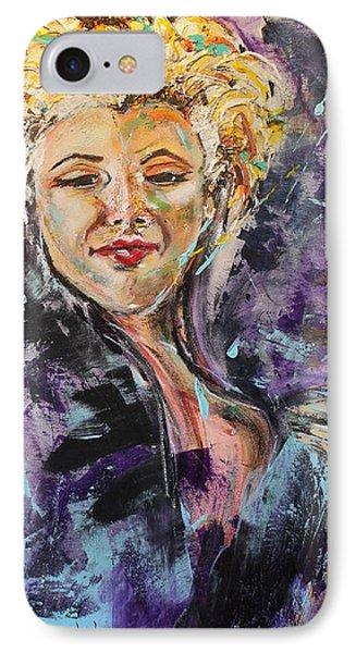 Monroe IPhone Case by Lucy Matta - LuLu